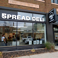 Spread Deli + Coffee restaurant located in DETROIT, MI