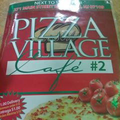 Pizza Village Cafe #2 restaurant located in BELLEVILLE, NJ