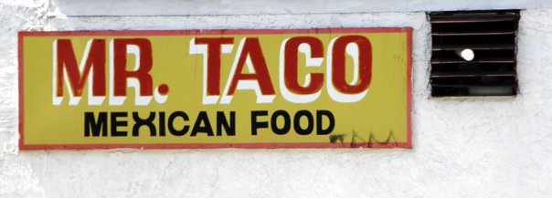 Mr Taco restaurant located in CICERO, IL