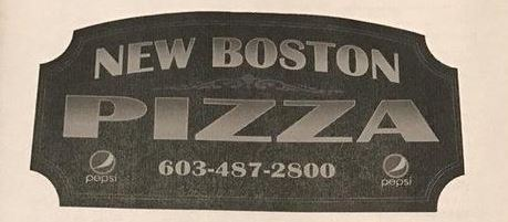 New Boston Pizza restaurant located in NEW BOSTON, NH