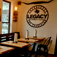 Legacy Smokehouse restaurant located in HILLIARD, OH