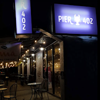 Pier 402 restaurant located in SAN JOSE, CA