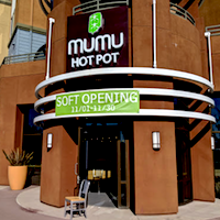 Mumu Hot Pot restaurant located in SUNNYVALE, CA
