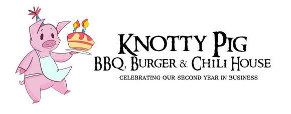 Knotty Pig BBQ, Burger & Chili House