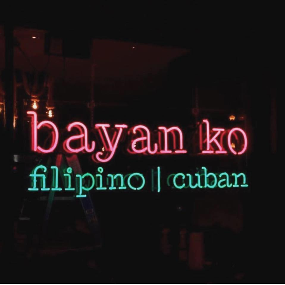 Bayan ko restaurant located in CHICAGO, IL