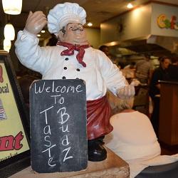 Taste Budz Cafe restaurant located in ASTON, PA