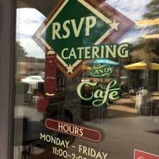 RSVP Catering Cafe restaurant located in AUGUSTA, GA