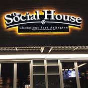 The Social House restaurant located in ARLINGTON, TX