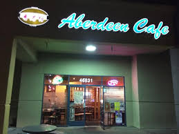 Aberdeen Cafe restaurant located in FREMONT, CA