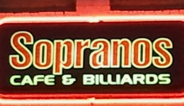 Sopranos Cafe & Billiards restaurant located in WEST POINT, MS