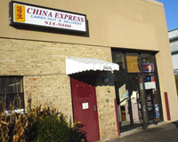 China Express restaurant located in ORANGEBURG, SC