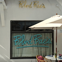 Blvd Baes restaurant located in MIAMI, FL