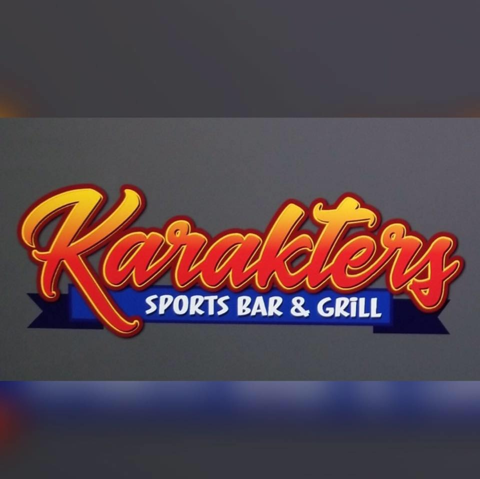 Karakters Sports Bar and Grill restaurant located in CORAM, NY