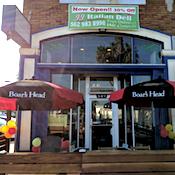 JJ Italian Deli restaurant located in LONG BEACH, CA