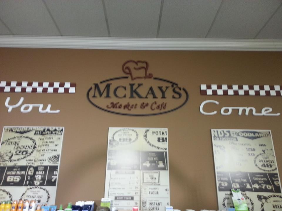 McKay's Market & Caf