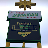 Jamaican Breeze Sports Bar & Grill restaurant located in INDIANAPOLIS, IN