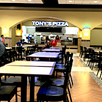 Tony's Firehouse Pizza & Gril | Tejon Pkwy
