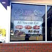 Red Castle Korean BBQ restaurant located in RIALTO, CA
