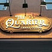 The Quarter Creole Cuisine restaurant located in CLAREMONT, CA