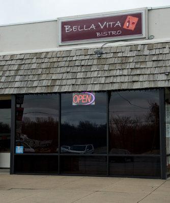 Bella Vita Bistro restaurant located in WICHITA, KS