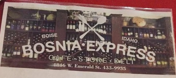 Bosnia Express Boex restaurant located in BOISE, ID