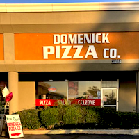 Domenick Pizza Co restaurant located in YUCAIPA, CA