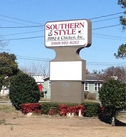 Southern Style Barbecue restaurant located in CLINTON, NC