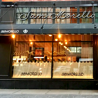 San Morello restaurant located in DETROIT, MI