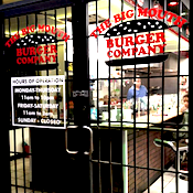 Big Mouth Burgers restaurant located in DALLAS, TX