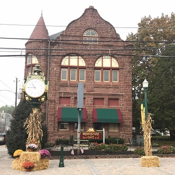 Brownstone Cafe restaurant located in MIDDLETOWN, PA