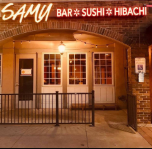 SAMU Bar Sushi Hibachi restaurant located in LITTLE ROCK, AR