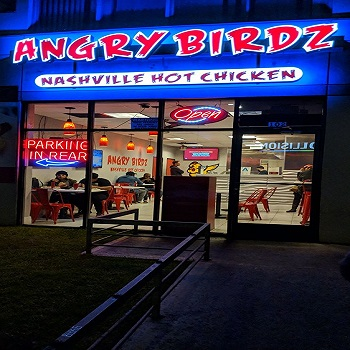 Angry Birdz restaurant located in LOS ANGELES, CA