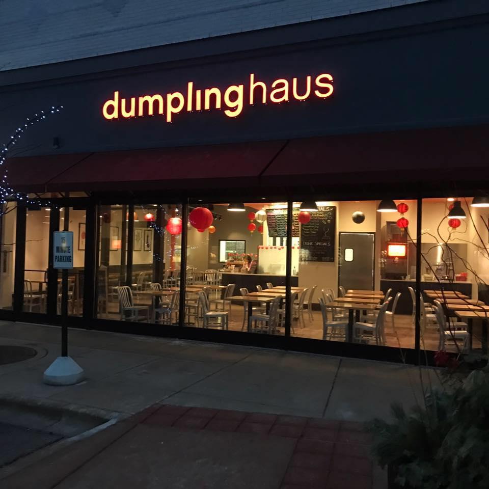 Dumpling Haus restaurant located in MADISON, WI