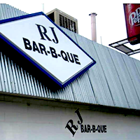 RJ Bar-B-Que restaurant located in SAN ANGELO, TX
