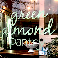 Green Almond Pantry restaurant located in WASHINGTON, DC