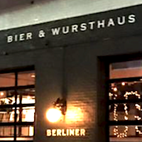 The Berliner restaurant located in WASHINGTON, DC