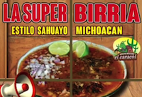 La Super Birria restaurant located in SANTA ANA, CA