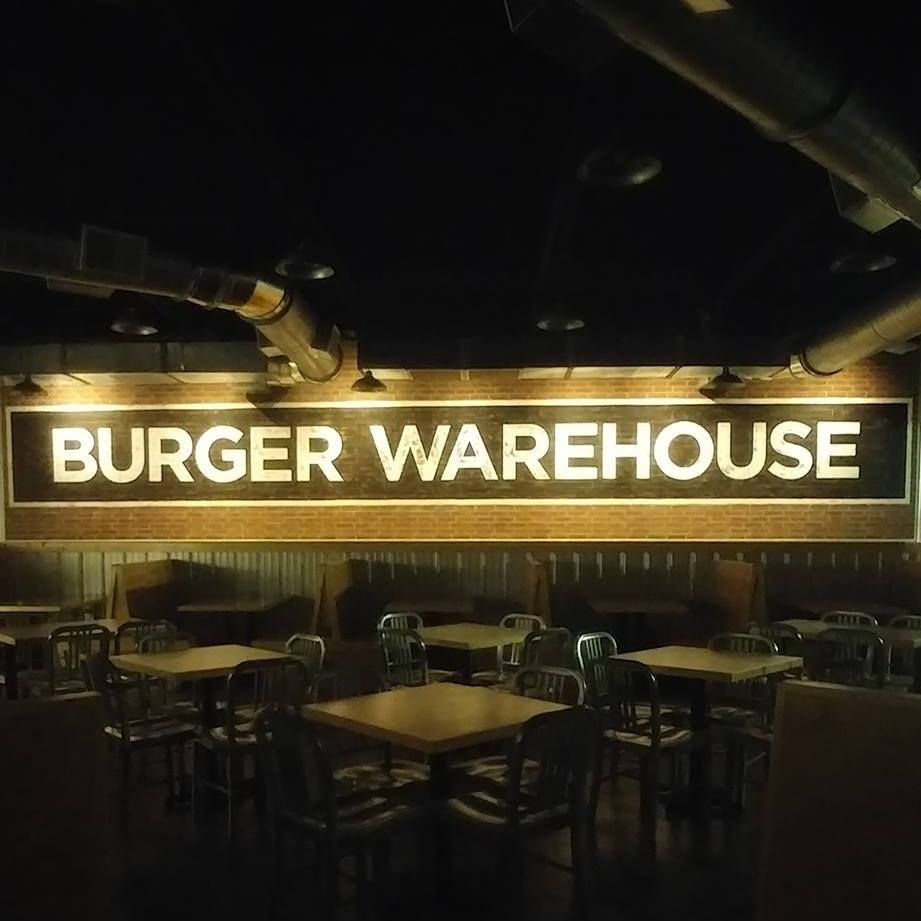 Burger Warehouse restaurant located in TYLER, TX