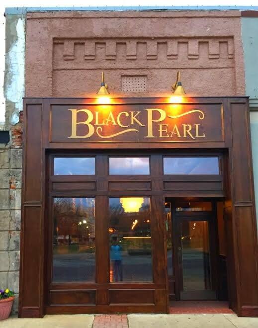 Black Pearl restaurant located in TYLER, TX