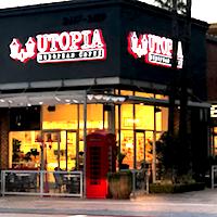 Utopia European Caffe restaurant located in TUSTIN, CA