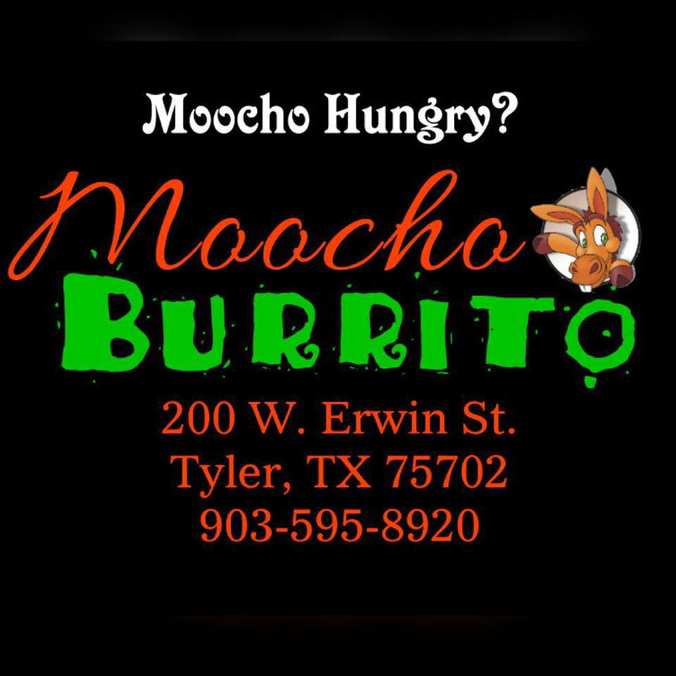 Moocho Burrito restaurant located in TYLER, TX