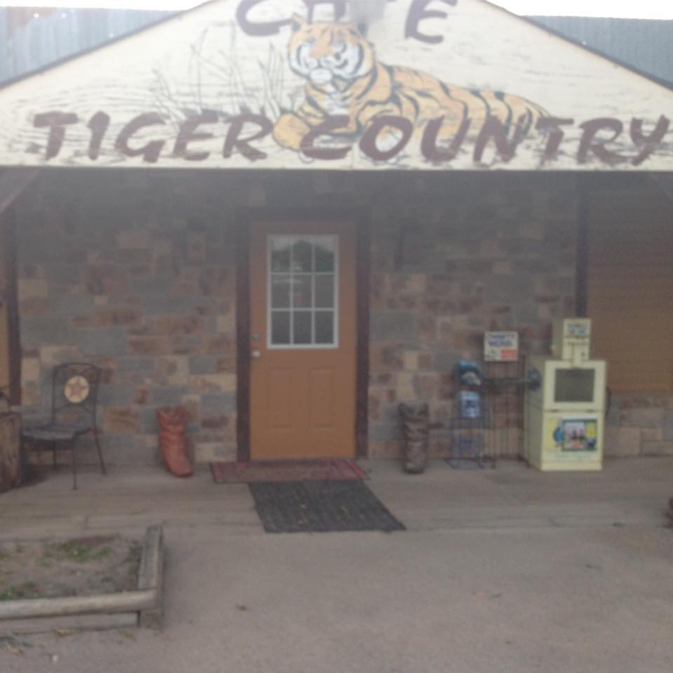 Tiger Country Cafe restaurant located in TROUP, TX