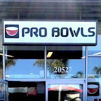 Pro Bowls restaurant located in TORRANCE, CA