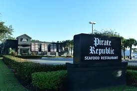 Pirate Republic Seafood Restaurant restaurant located in SOUTHWEST RANCHES, FL
