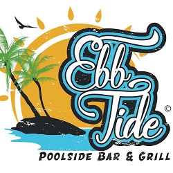 Ebb Tide Poolside Bar & Grill restaurant located in ST. AUGUSTINE, FL
