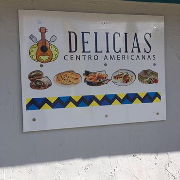 Delicias Centro Americanas restaurant located in DAYTONA BEACH, FL