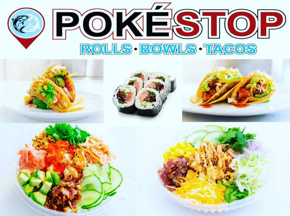 PokeStop restaurant located in ORLANDO, FL