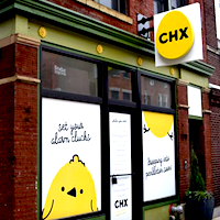 CHX restaurant located in CINCINNATI, OH