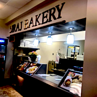 Siraj Bakery & Grill restaurant located in LANSING, MI