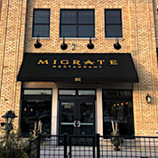 Migrate Restaurant restaurant located in EAST DUNDEE, IL